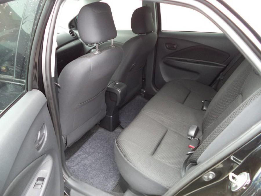2010 Toyota Vios - Interior Rear View