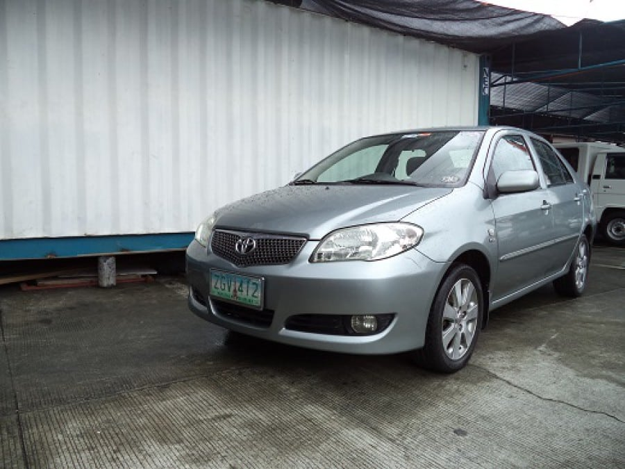 2007 Toyota Vios - Front View