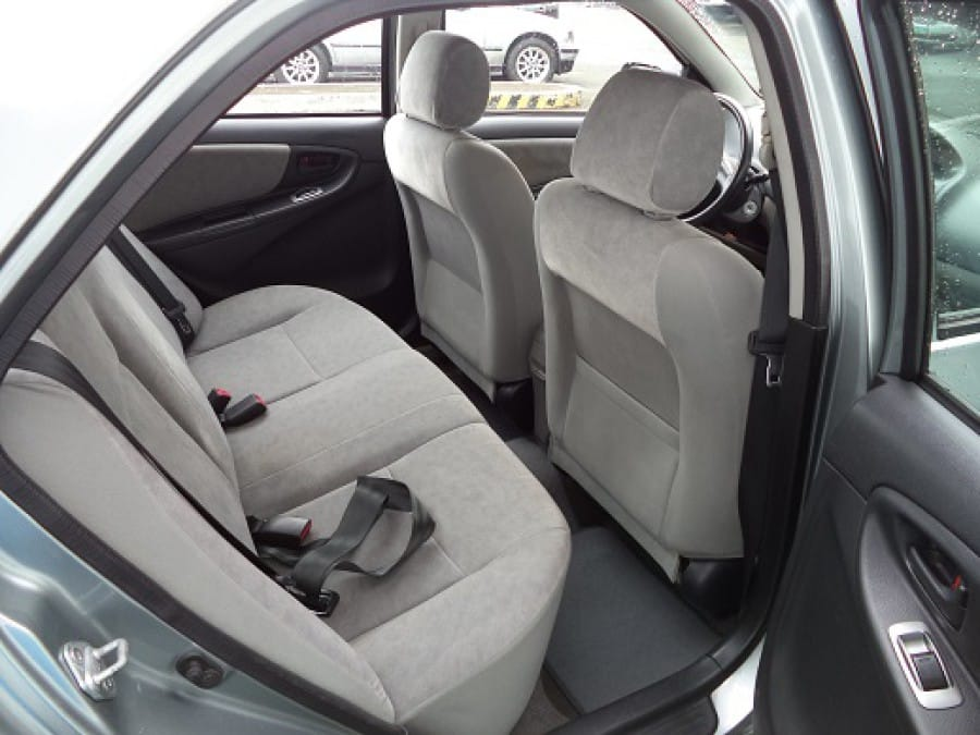 2007 Toyota Vios - Interior Rear View