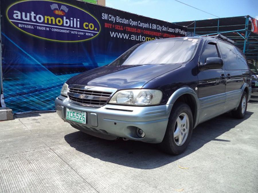 2001 Chevrolet Venture - Front View