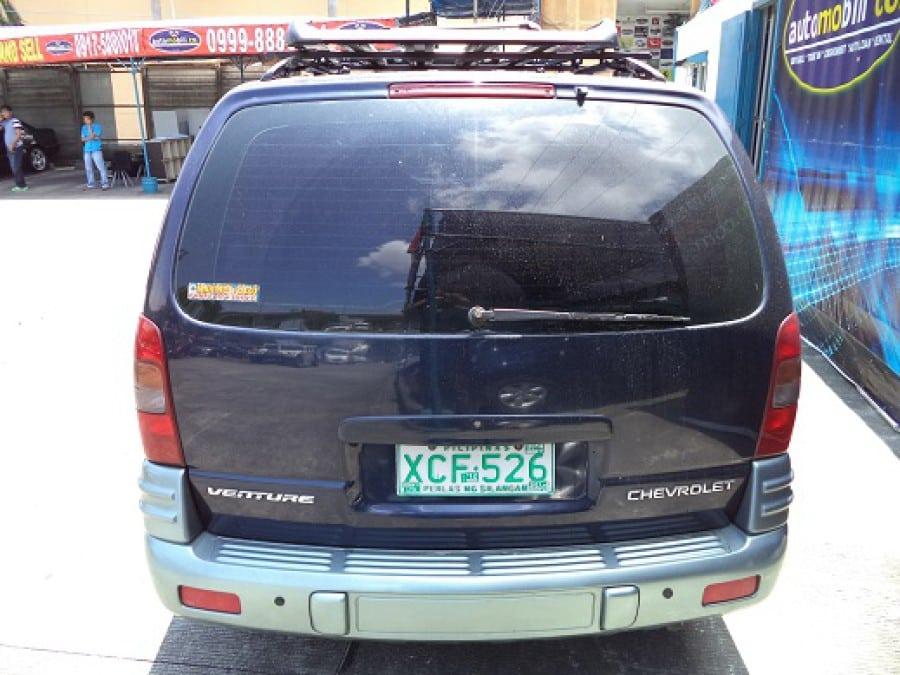 2001 Chevrolet Venture - Rear View