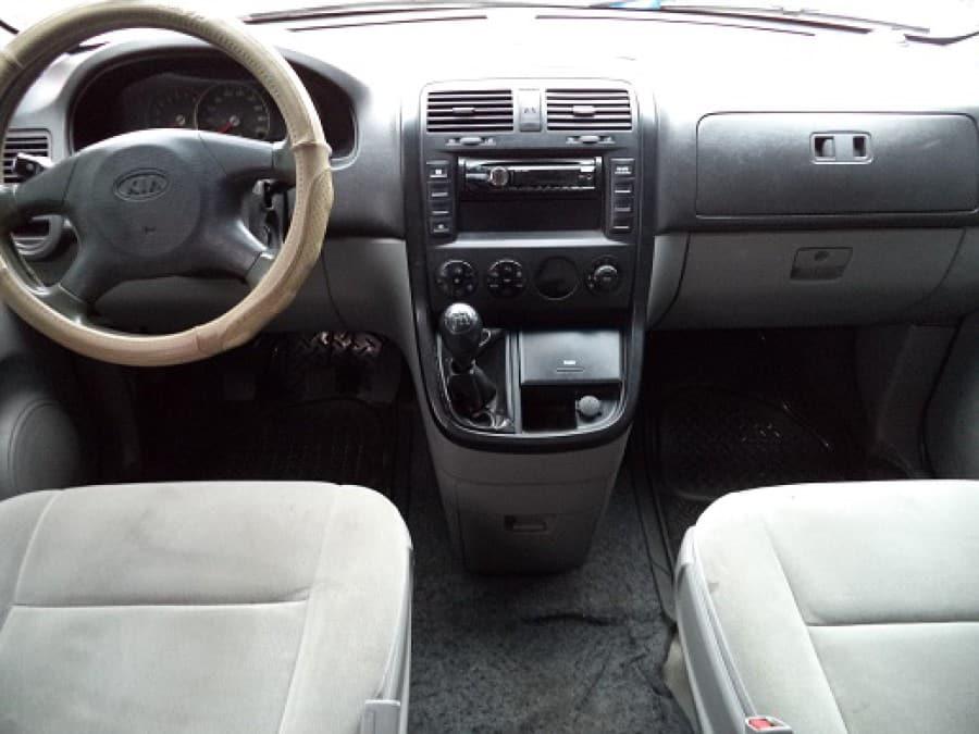 2004 Kia Sedona - Interior Front View