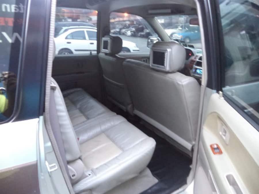 2005 Toyota Revo - Interior Rear View