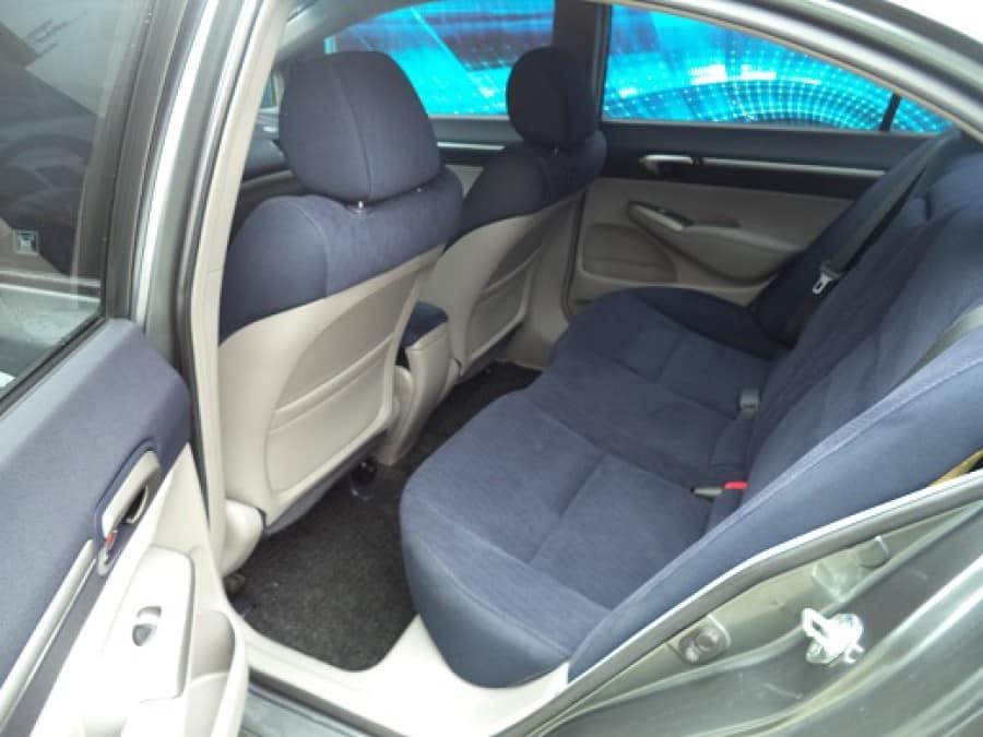 2010 Honda Civic - Interior Rear View
