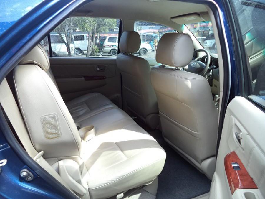 2008 Toyota Fortuner - Interior Rear View