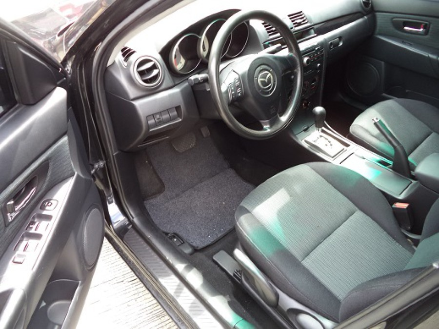 2010 Mazda 3 - Interior Front View
