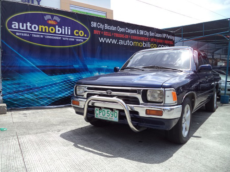 1997 Toyota HiLux - Front View