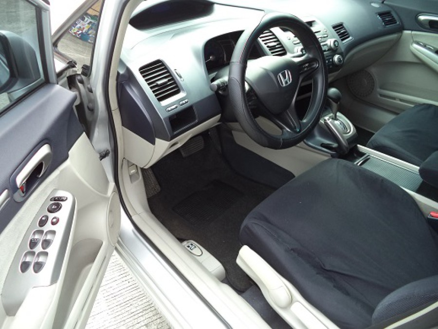 2008 Honda Civic - Interior Front View