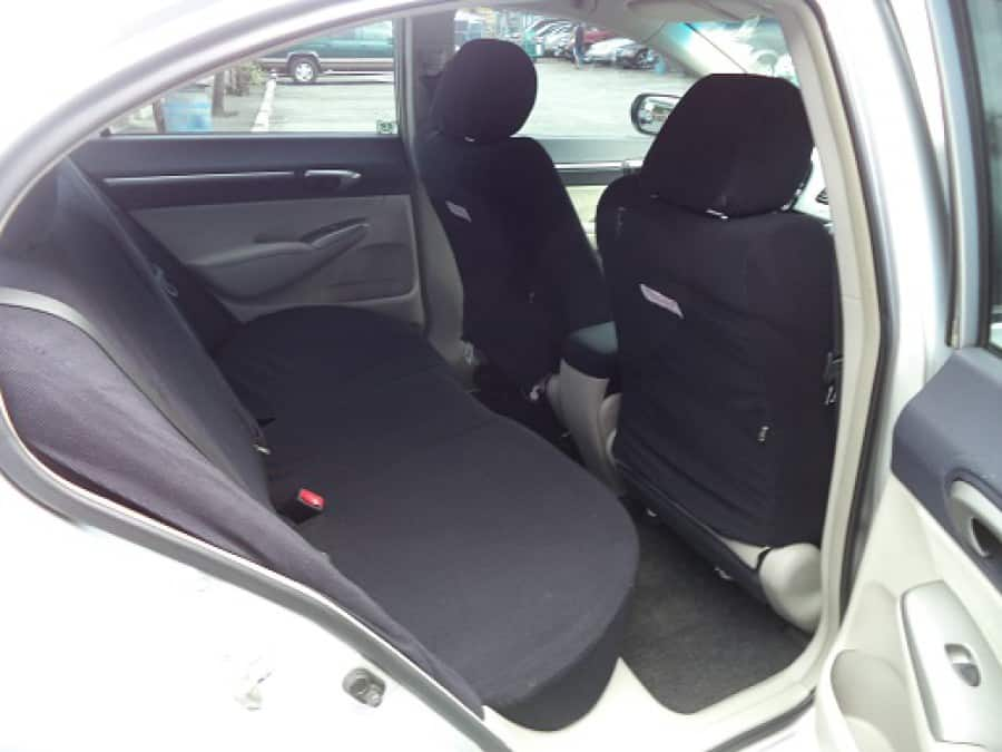 2008 Honda Civic - Interior Rear View