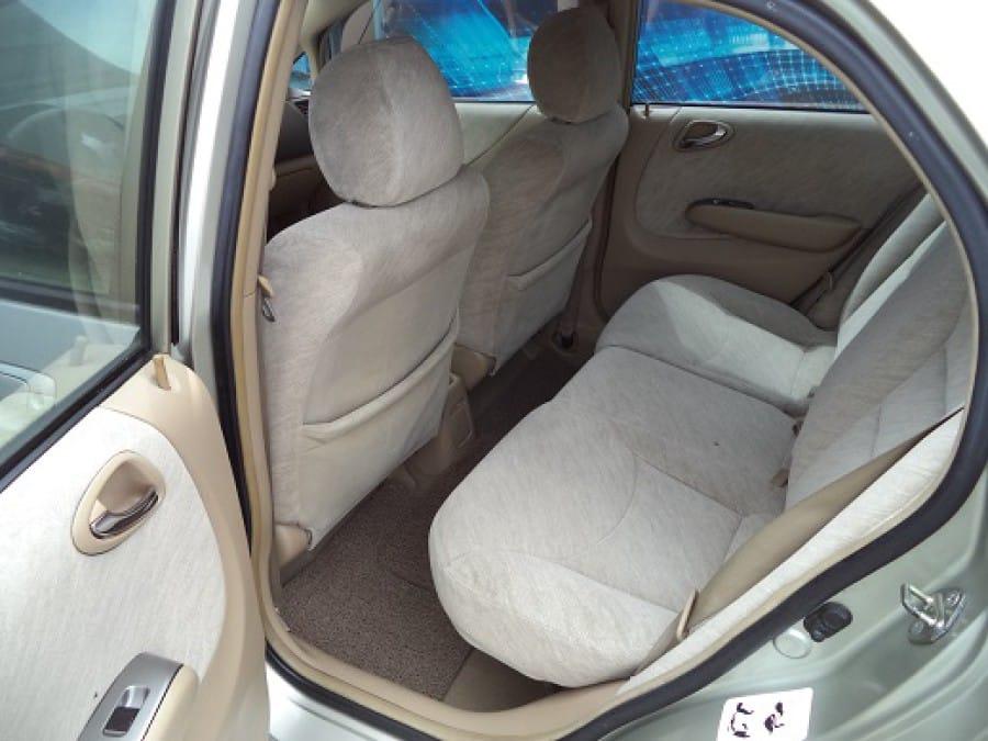 2008 Honda City - Interior Rear View