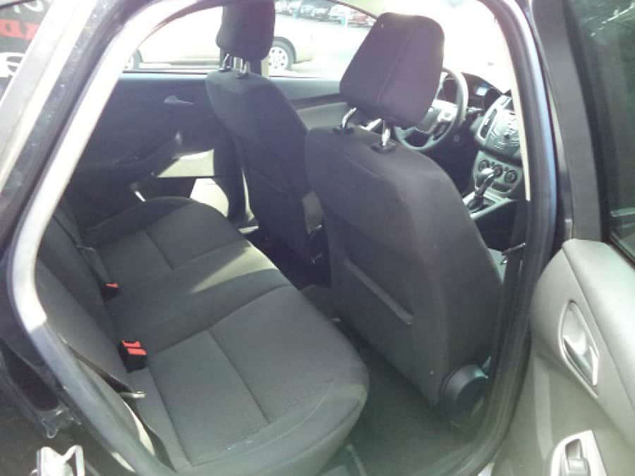 2013 Ford Focus - Interior Rear View