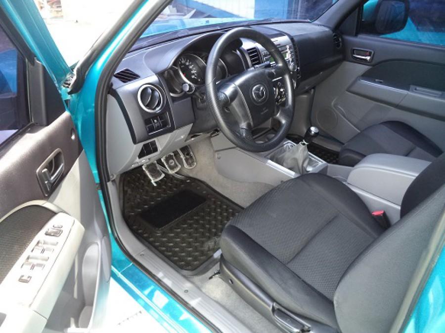 2009 Mazda B2500 - Interior Front View