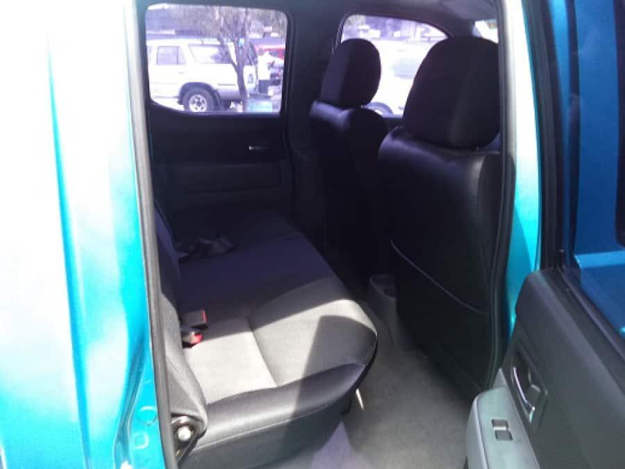 2009 Mazda B2500 - Interior Rear View