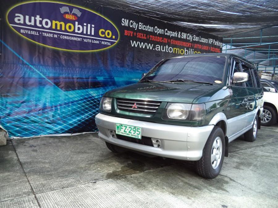 1999 Mitsubishi Adventure - Front View