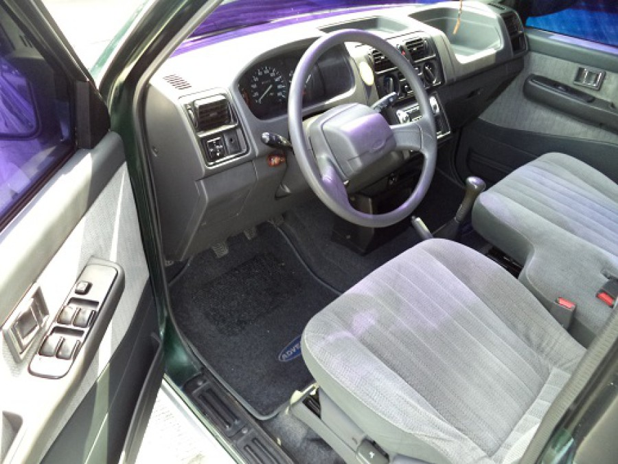1999 Mitsubishi Adventure - Interior Front View
