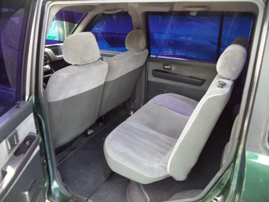 1999 Mitsubishi Adventure - Interior Rear View