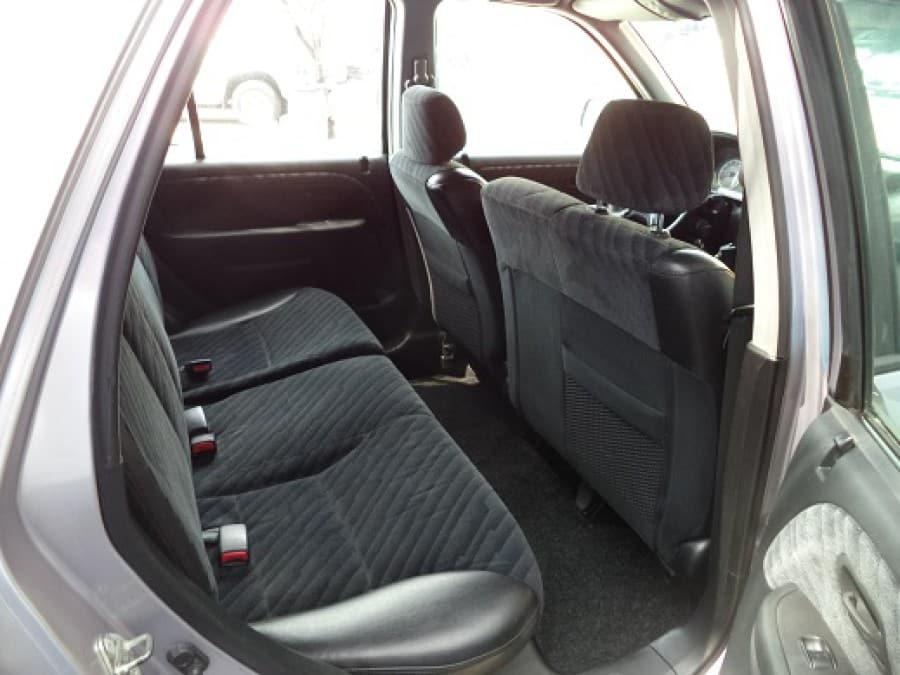 2003 Honda CR-V - Interior Rear View
