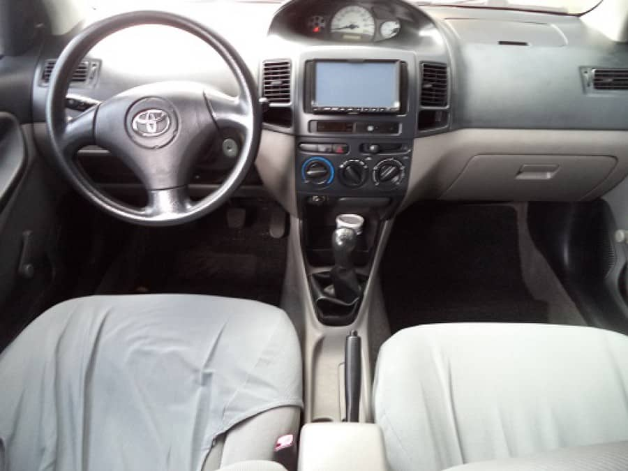 2007 Toyota Vios - Interior Front View