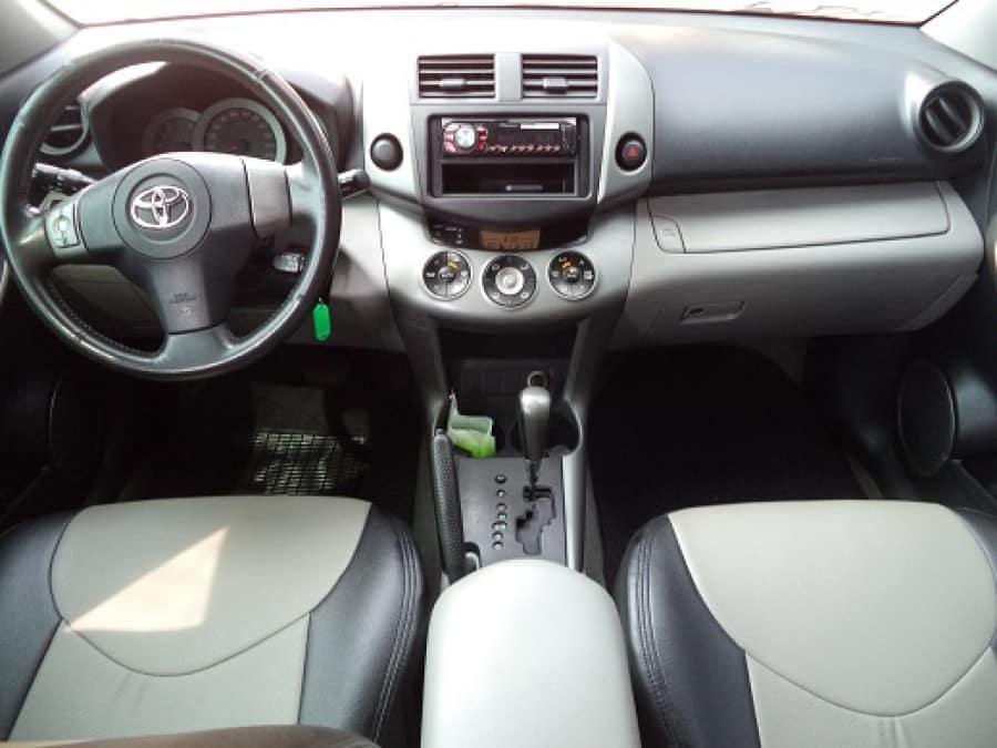 2006 Toyota RAV4 - Interior Front View