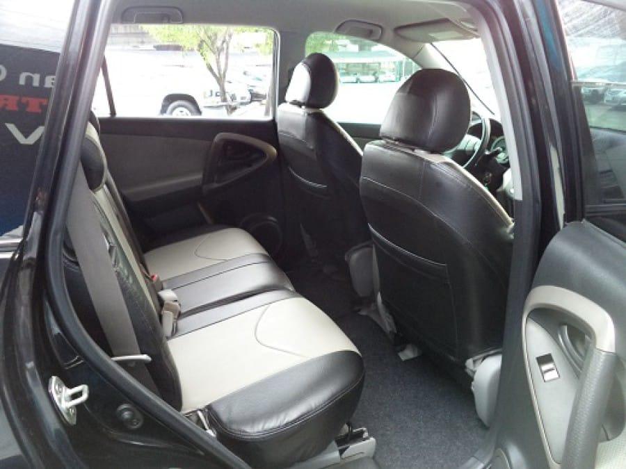 2006 Toyota RAV4 - Interior Rear View