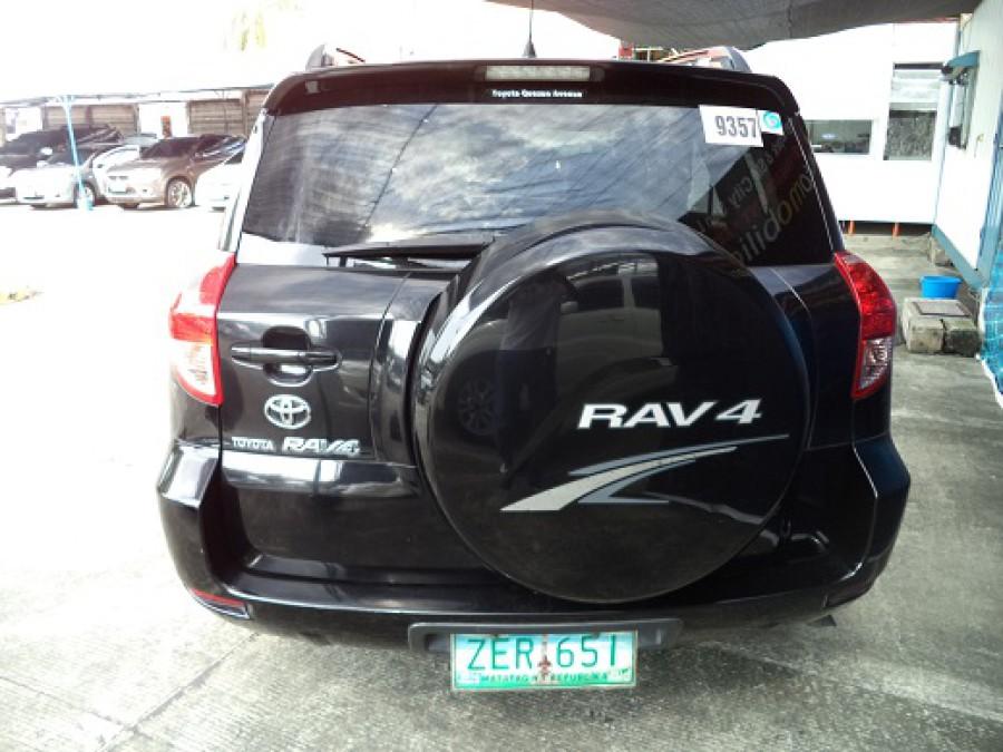 2006 Toyota RAV4 - Rear View