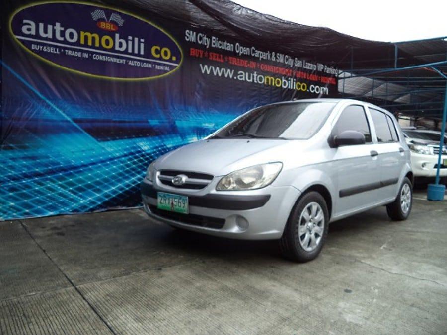 2008 Hyundai Getz - Front View