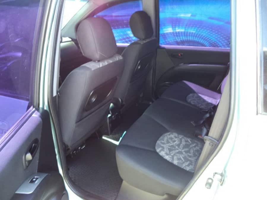 2003 Hyundai Matrix - Interior Rear View