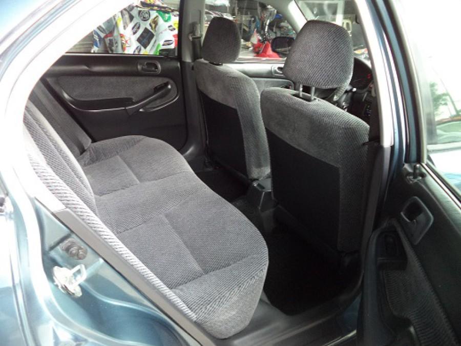 1997 Honda Civic - Interior Rear View