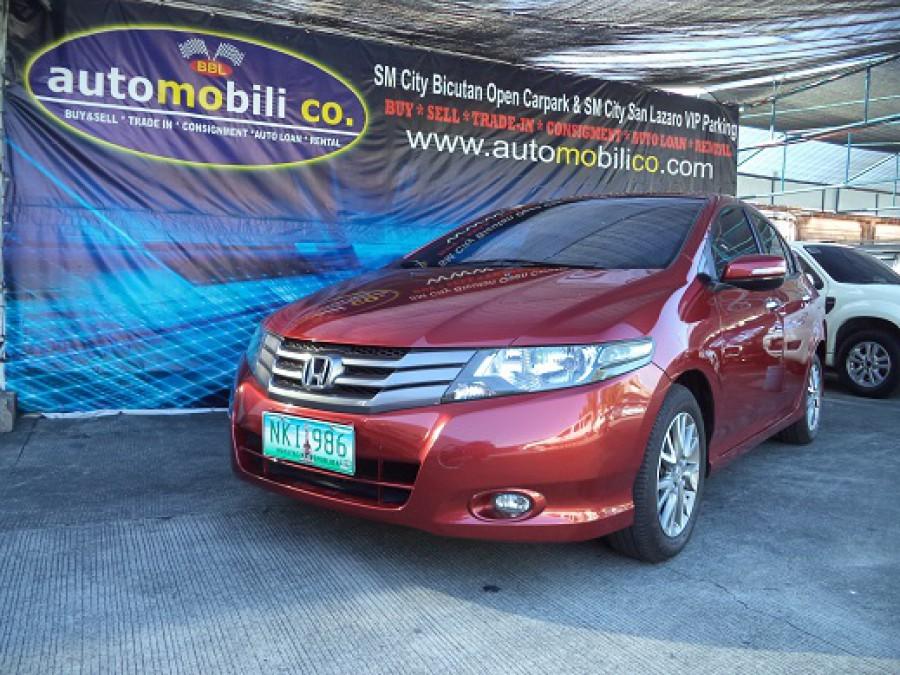 2009 Honda City E - Front View