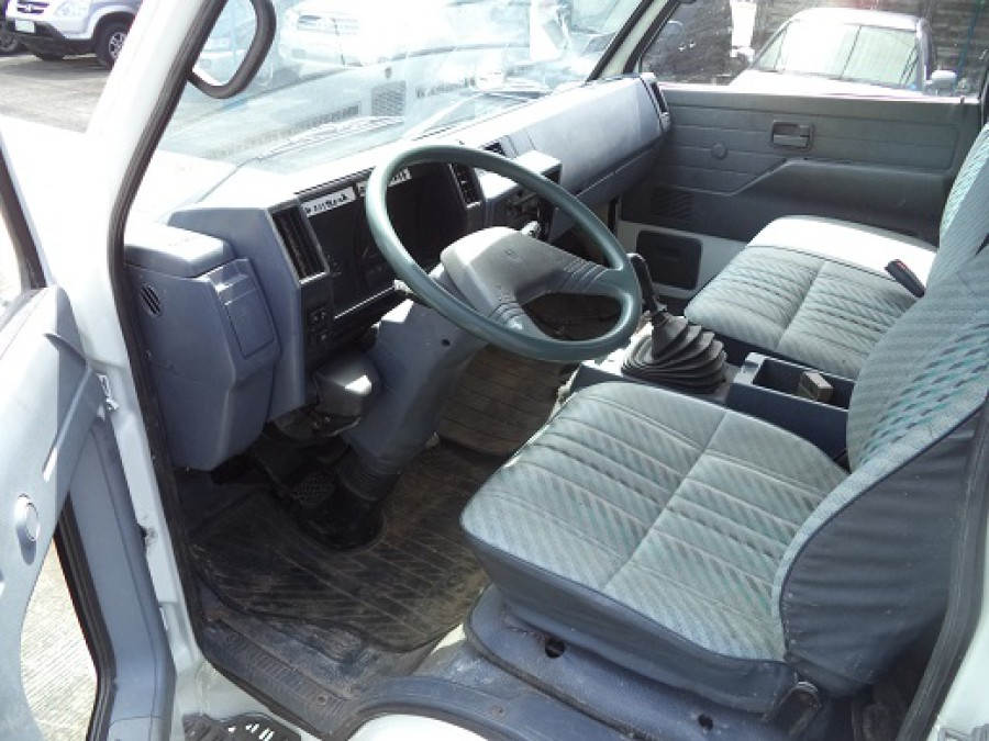 2014 Isuzu Pickup - Interior Front View