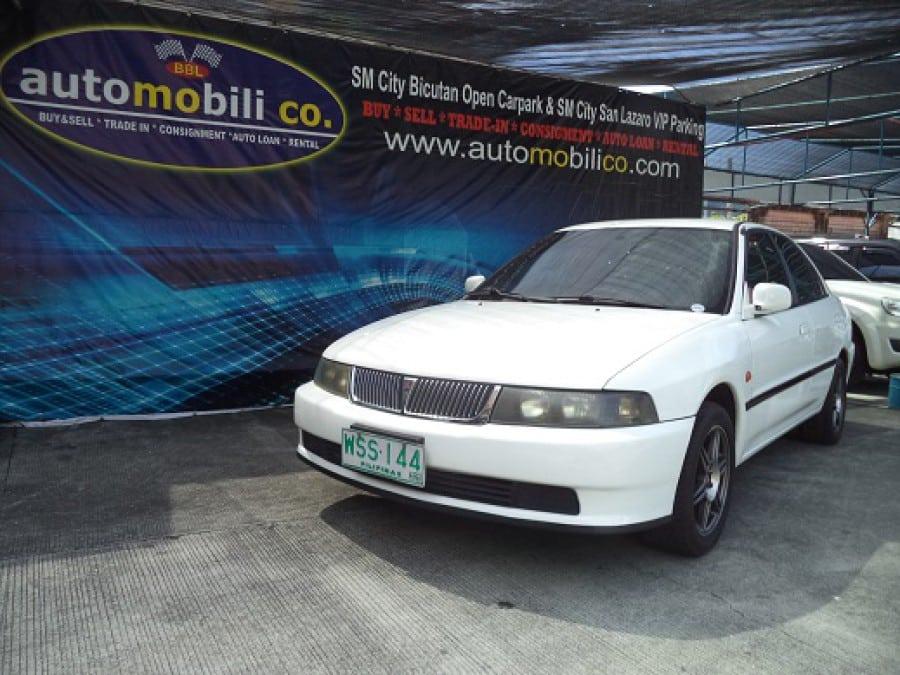 2001 Mitsubishi Lancer - Front View