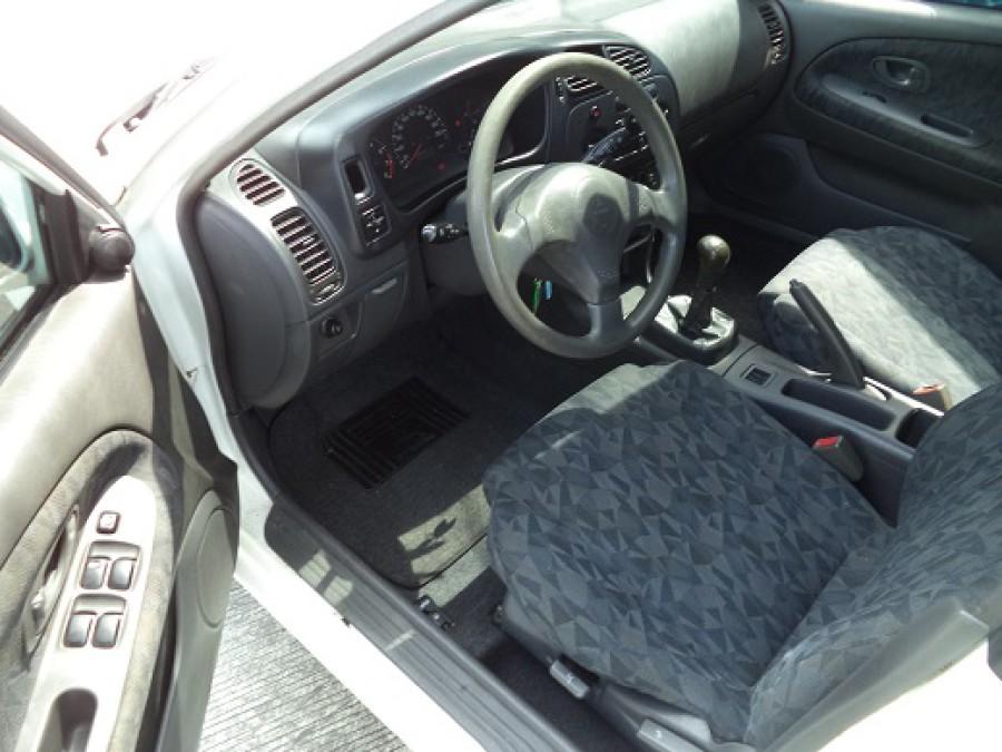 2001 Mitsubishi Lancer - Interior Front View