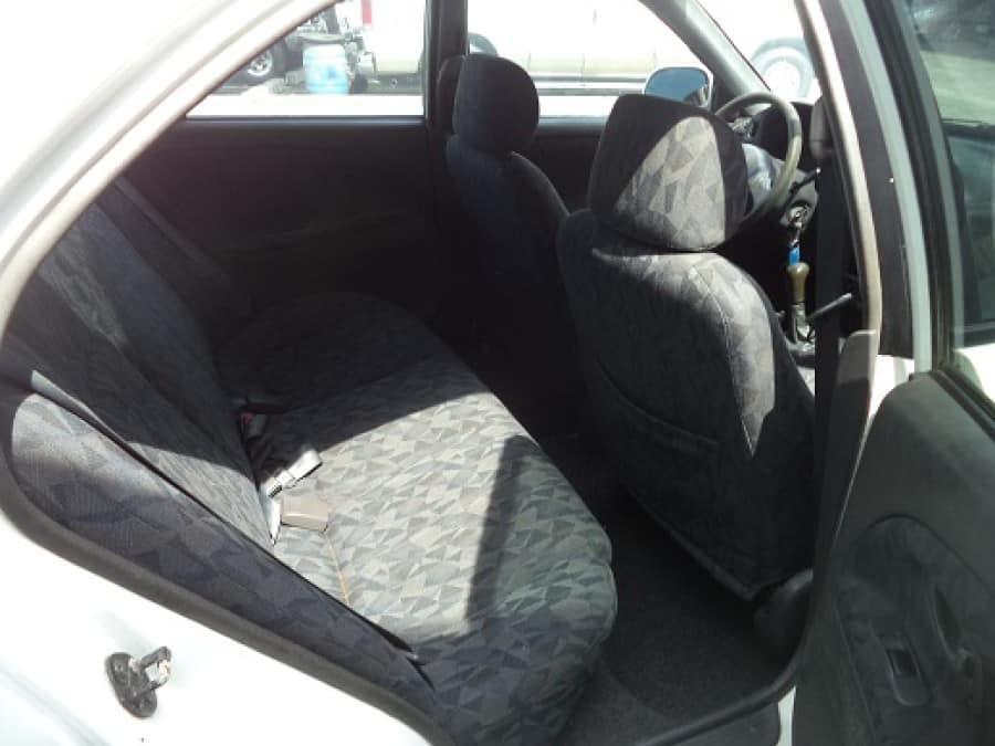 2001 Mitsubishi Lancer - Interior Rear View
