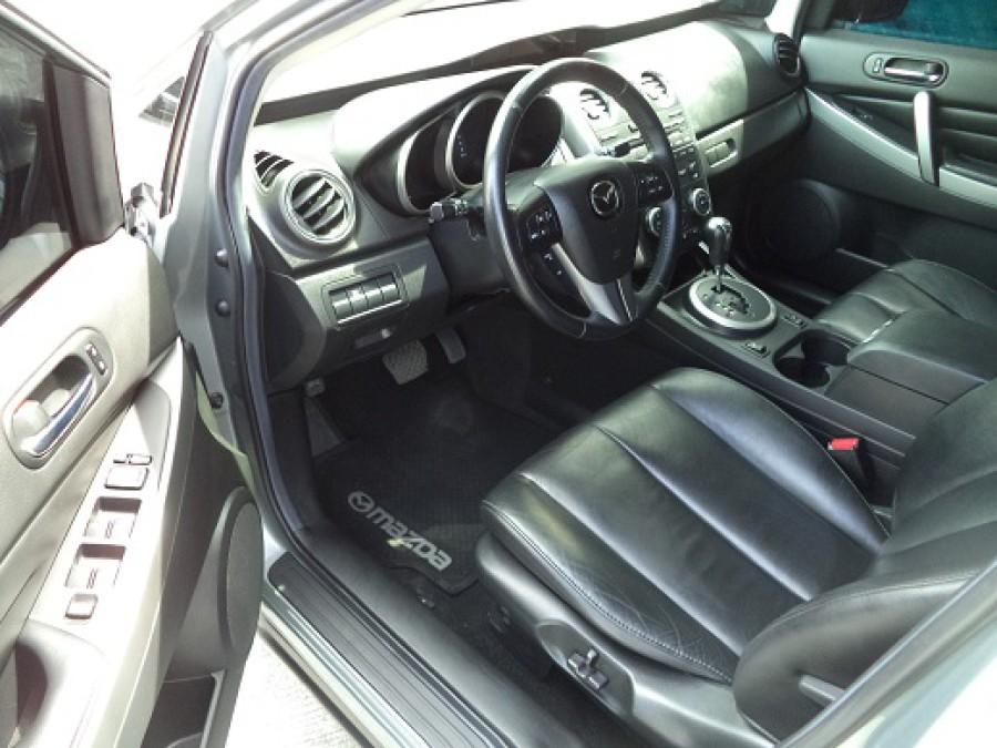 2011 Mazda CX-7 - Interior Front View