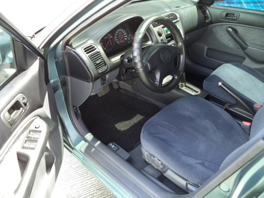 2001 Honda Civic - Interior Front View