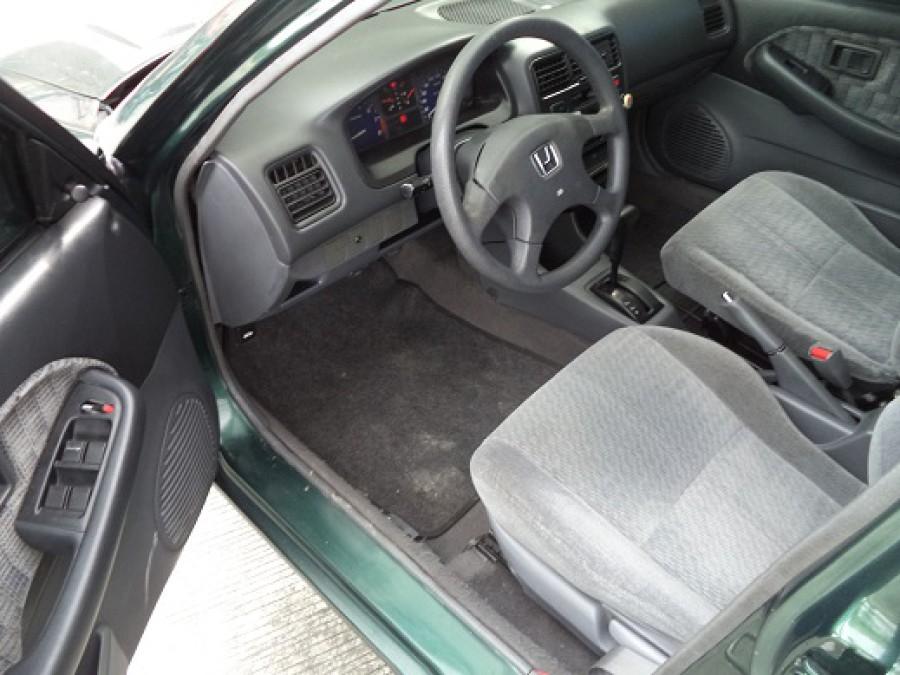 2003 Honda City - Interior Front View