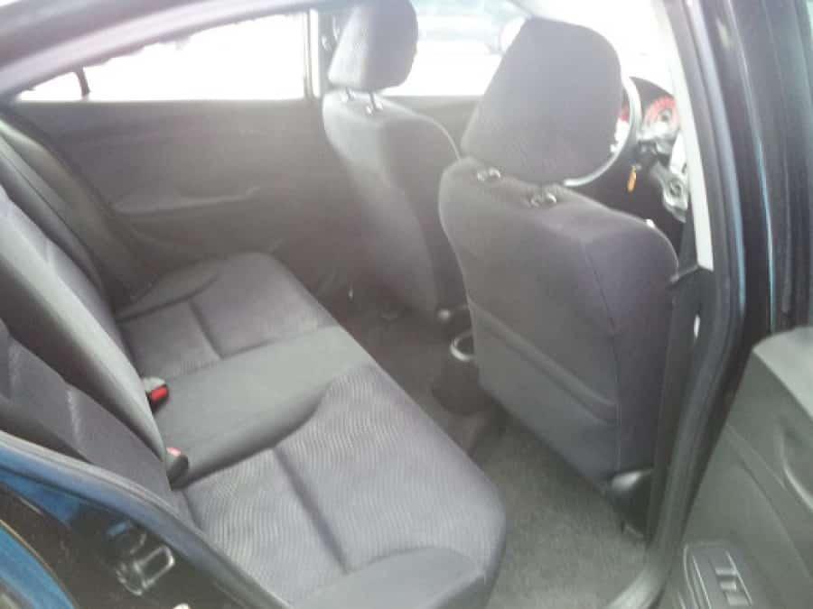 2010 Honda City - Interior Rear View