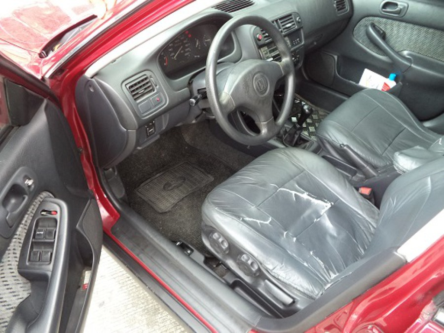 2000 Honda Civic - Interior Front View