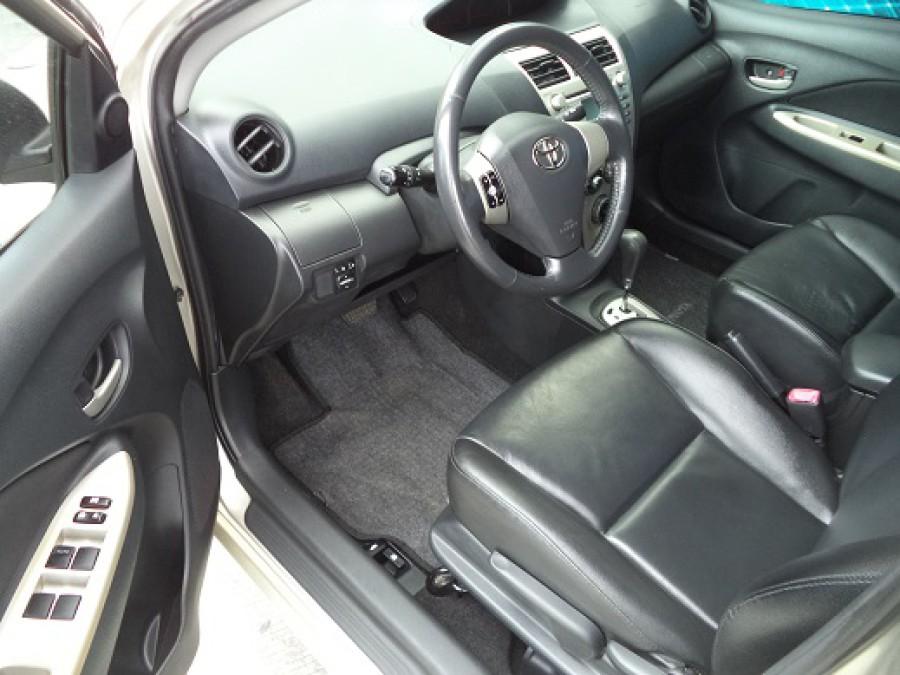 2009 Toyota Vios - Interior Front View