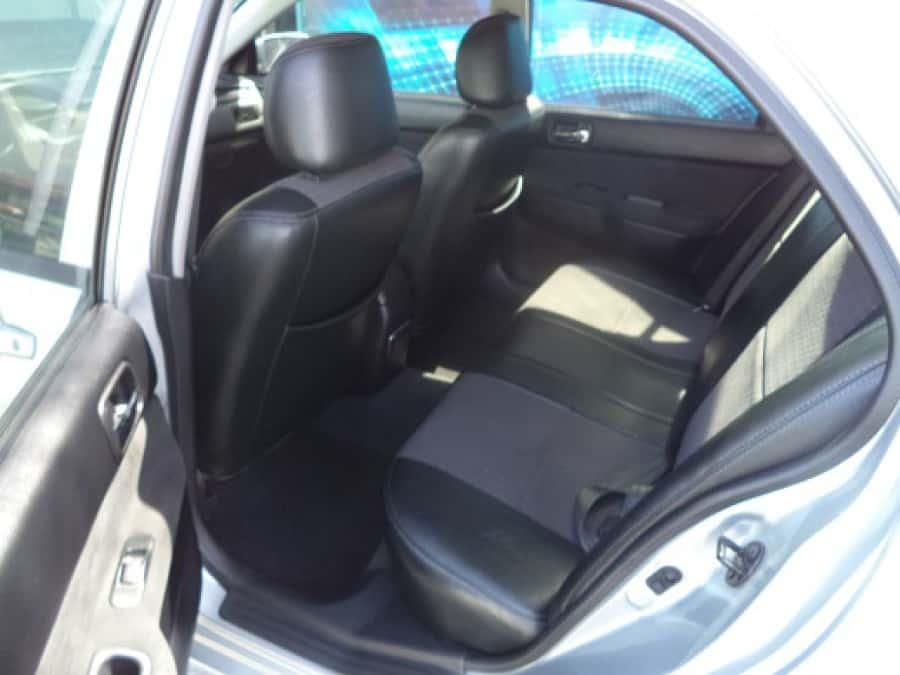 2010 Mitsubishi Lancer - Interior Rear View