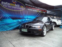 1996 BMW Z3 - Front View