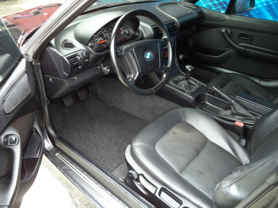 1996 BMW Z3 - Interior Front View