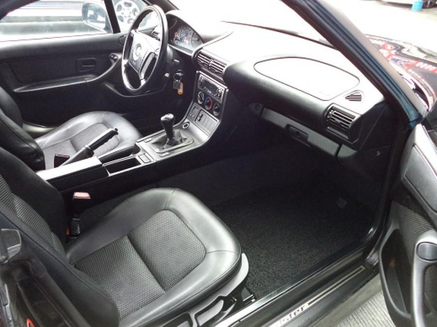 1996 BMW Z3 - Interior Rear View