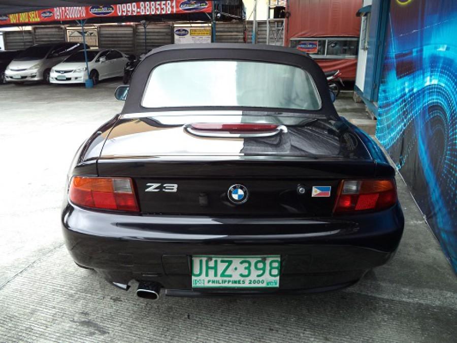 1996 BMW Z3 - Rear View