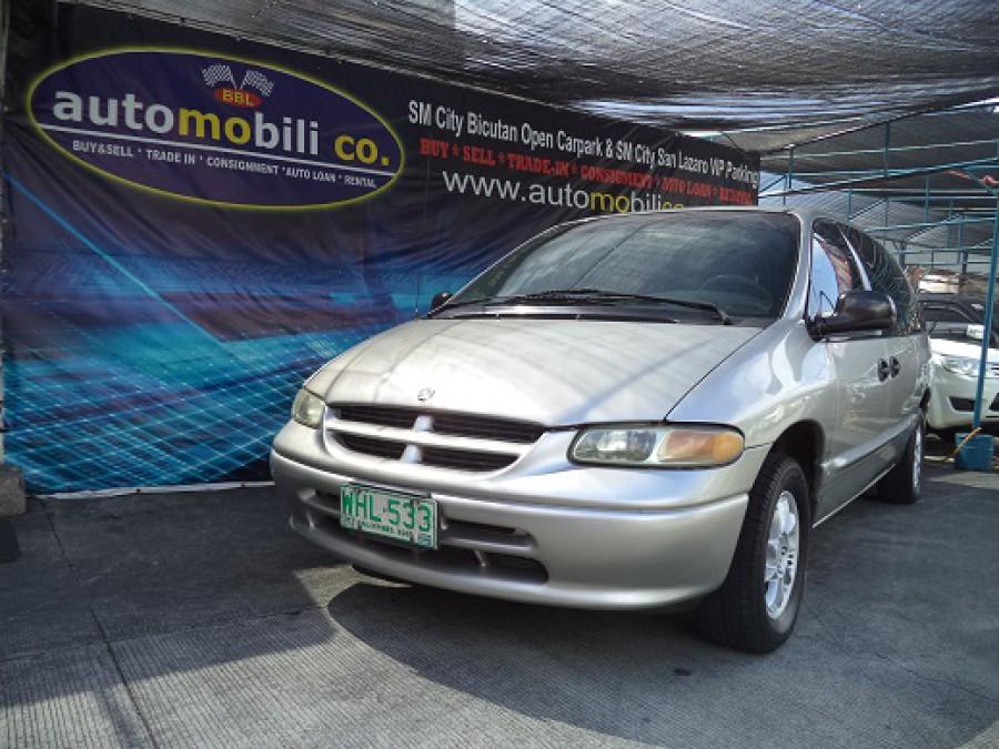 1999 Dodge Grand Caravan - Front View