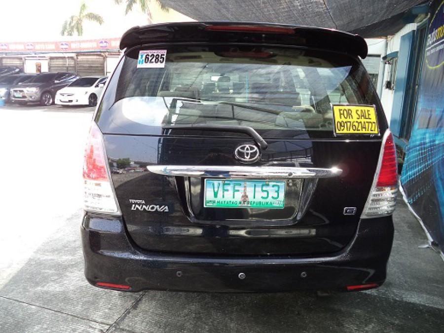 2011 Toyota Innova G - Rear View