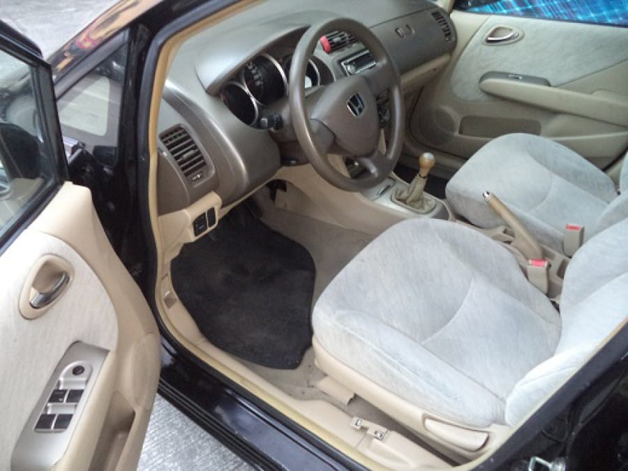 2005 Honda City - Interior Front View