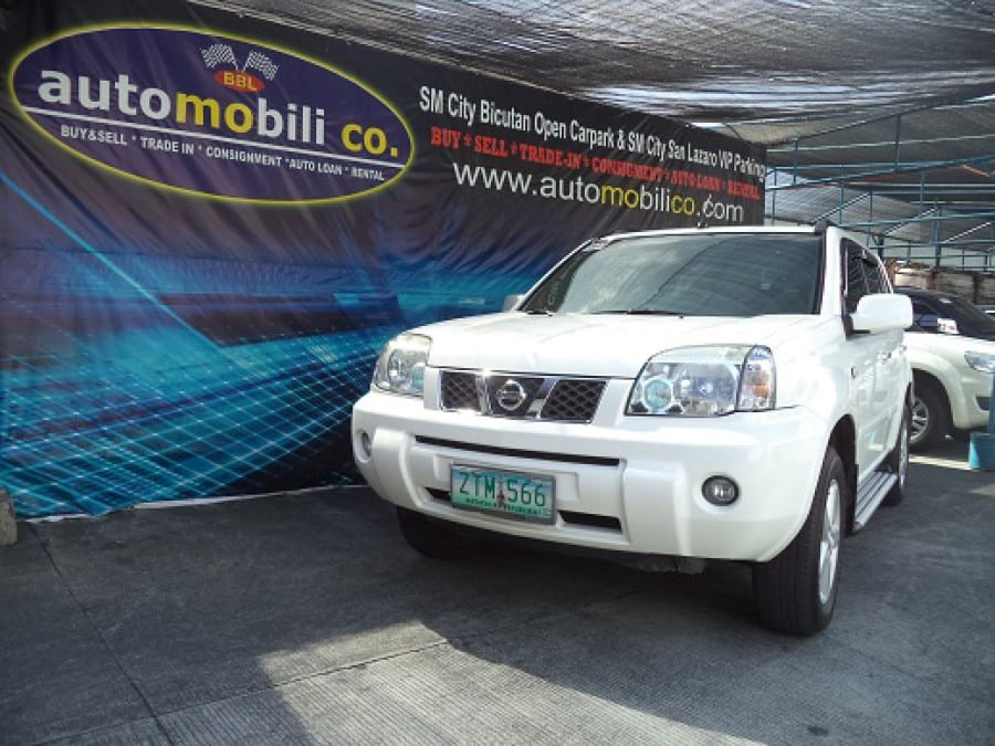 2009 Nissan X-Trail - Front View
