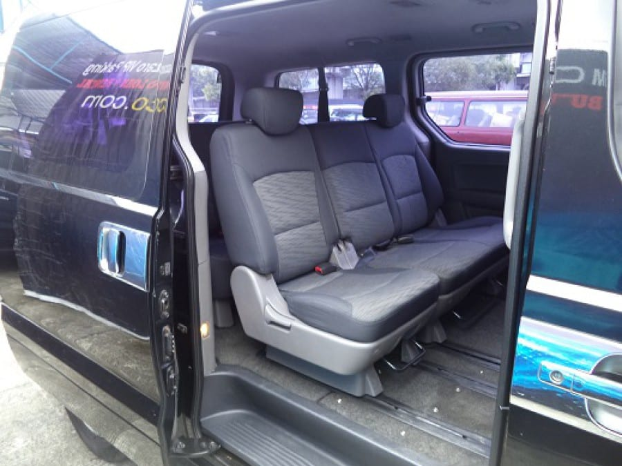 2008 Hyundai Starex - Interior Rear View