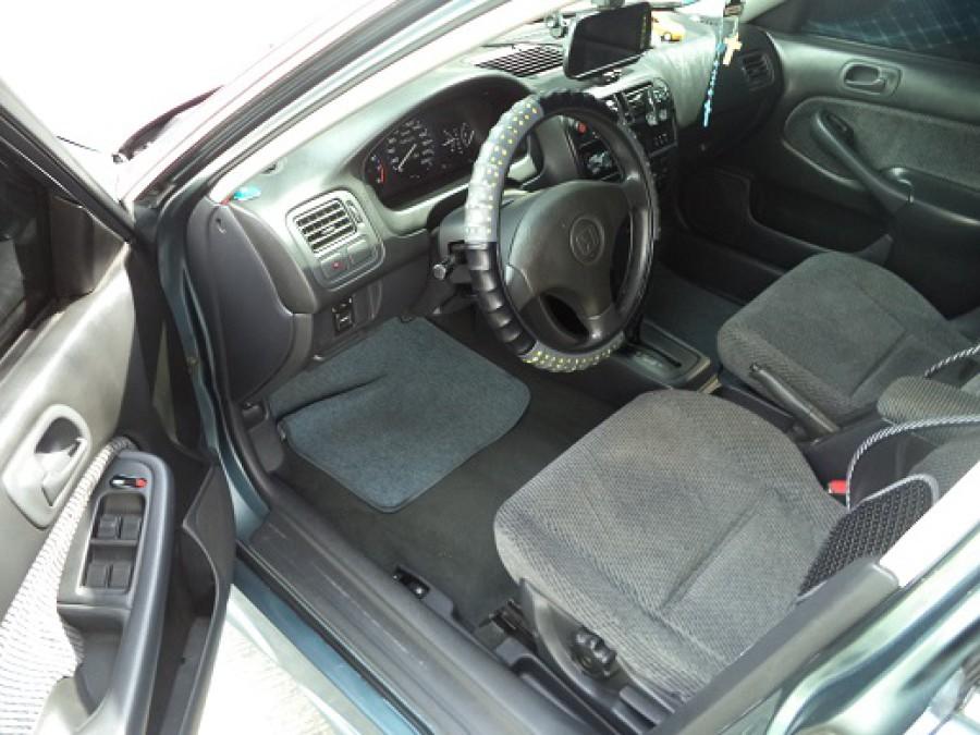 1997 Honda Civic - Interior Front View